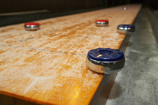 SOLO® Shuffleboard Movers Findlay, Ohio.